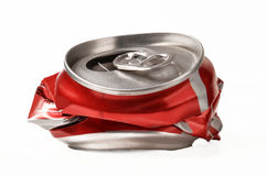 Open red can Royalty Free Stock Photos