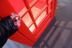 Open the red door Stock Image