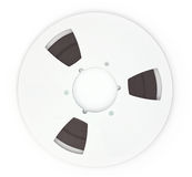 Open Reel Tape Royalty Free Stock Photography