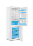 Open refrigerator Royalty Free Stock Image