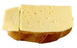 Open sandwich Royalty Free Stock Photo