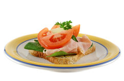 Open Sandwich 5 Stock Images