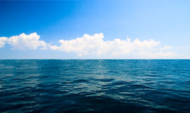 Open sea Royalty Free Stock Image