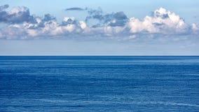 Open sea Stock Image