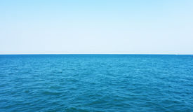 Open sea Stock Photography