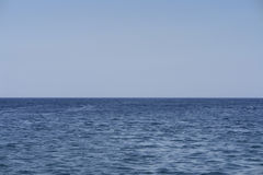 Open Sea Scene Royalty Free Stock Photos