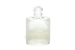 Open after shave Stock Photo