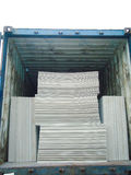Open Shipping Container with Cargo Inside Royalty Free Stock Image