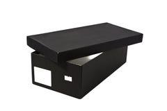 Open shoe box Royalty Free Stock Photo