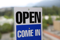 Free Open Sign Stock Images - 40746264