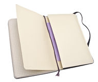 Open Sketch Book Royalty Free Stock Photography