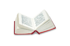 Open a small dictionary Royalty Free Stock Image