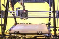 Open Source 3D Printer Royalty Free Stock Photo
