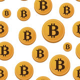Open-source money Bitcoin Royalty Free Stock Photo