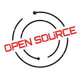 Open Source rubber stamp Stock Photos