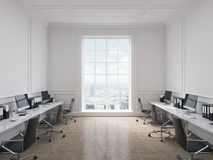 Open space office Royalty Free Stock Image