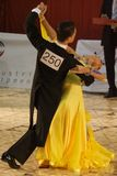 Open Standard Dance Contest, 16-18 (4) Stock Photo