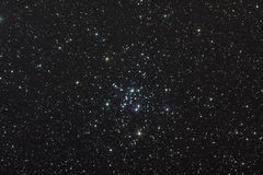 Open star cluster Royalty Free Stock Photos