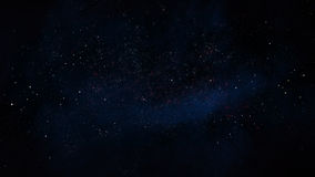 Open stars cluster Royalty Free Stock Images