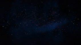 Open sterrencluster stock illustratie