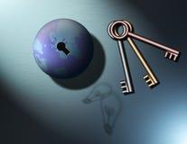 Open Succes vector illustratie
