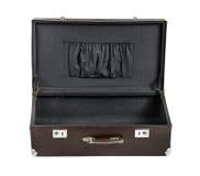 Open  suitcase Stock Photos
