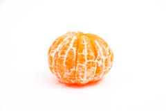 Open tangerine Royalty Free Stock Photos