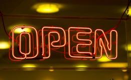 Open Teken Stock Afbeeldingen