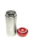 Open Thermos Flask Stock Photography