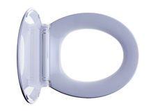 Free Open To The Other World, Toilet Seat Overhead View Royalty Free Stock Photo - 76141325