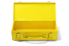 Open Tool Box Stock Images
