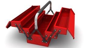 Open tool box Royalty Free Stock Photo