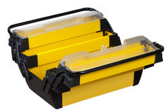 Open toolbox Royalty Free Stock Photo