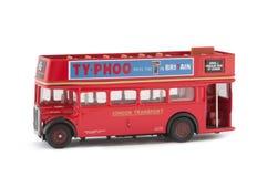 Open top London bus Stock Image