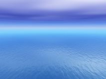 Open Tropical Sea Background Stock Photos