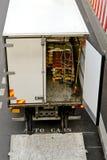 Open truck Stock Photo