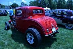 1932 Open tweepersoonsauto Stock Afbeelding