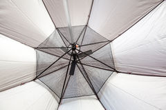 Open of an umbrella Royalty Free Stock Photography