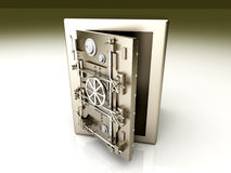 Open Vault Stock Images
