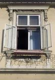 Open venster Royalty-vrije Stock Foto