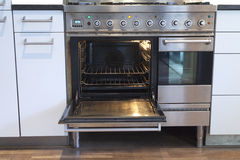 Open ventilation oven Royalty Free Stock Photos