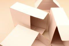 Open verpakking Stock Fotografie