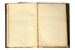 Blank Open Book Stock Photos - Image: 12225193