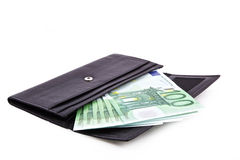 Open wallet Royalty Free Stock Image