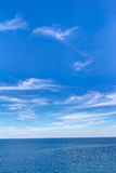 Open water background Stock Photos