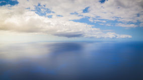 Open water, Cabo Girao, Madera fotografie stock