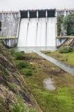 Open water Gates in Neyyar Dam Stock Photo
