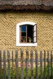 The open window Stock Photo