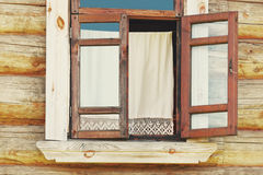 Open window Stock Photography