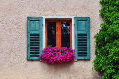 Open window Stock Images
